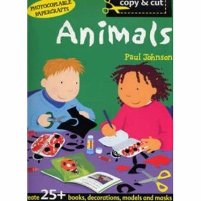 Copy and Cut Animals