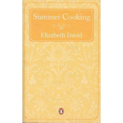 Summer Cooking by Elizabeth David