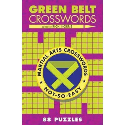 Green Belt Crosswords  by Rich Norris