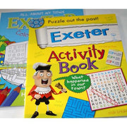 Exeter Activity Book / Exeter Colouring Book