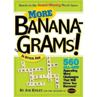 More Banana-Grams!  by Joe Edley