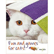 Fun and Games for Cats  by Denise Seidl