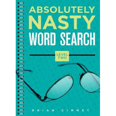 Absolutely Nasty Word Search  - Level 2