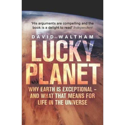 Lucky Planet  by David Waltham