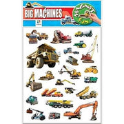 Big Machines  (Fridge Magnets)