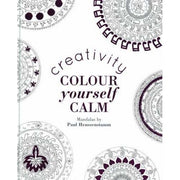 Colour Yourself Calm - Creativity