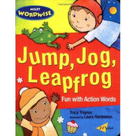 Jump, Jog, Leapfrog - Fun with Action Words