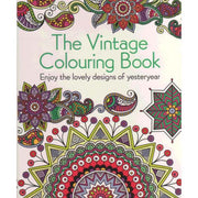 The Vintage Colouring Book