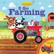 3 Go Farming  (Press Out and Play Book)