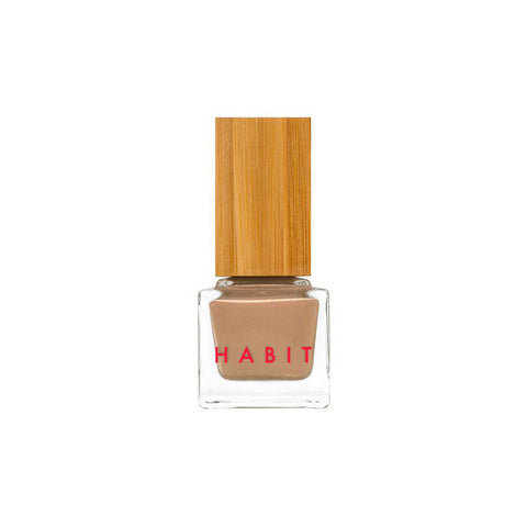 Non toxic nail polish in a pretty nude colour - Habit | Vossity - Canada