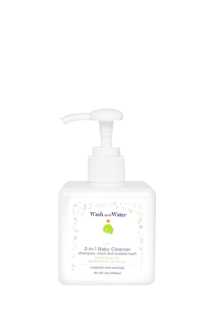 Sweetpea & Me 3-in-1 Baby Cleanser