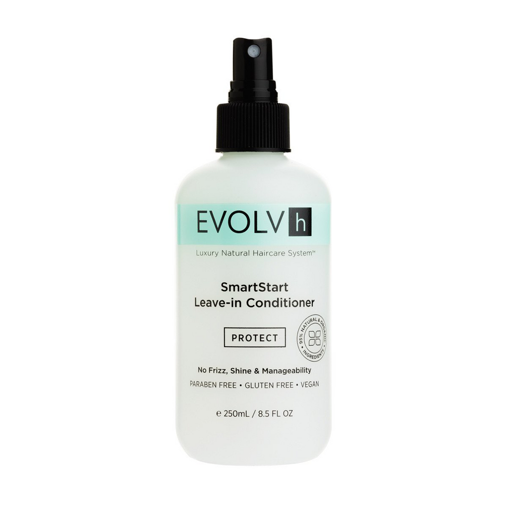 Evolvh Hair Care, Natural Hair Care, Natural Leave in Conditioner, Vossity, Canada