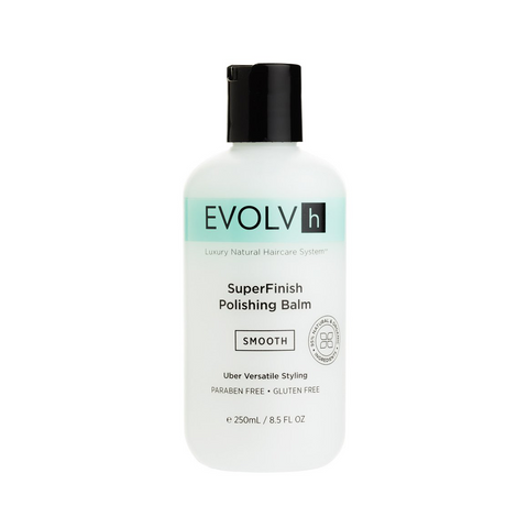 Evolvh Hair Care, Natural Hair Care, Polishing Balm, Organic Ingredients, Vossity, Canada