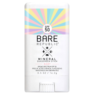 Mineral Baby Sunscreen Stick - SPF 50