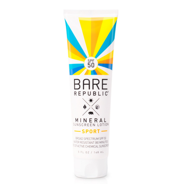 Mineral Sunscreen Lotion - SPF 50