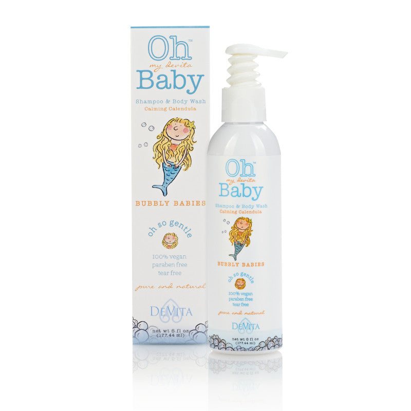 Bubbly Babies Shampoo and Body Wash