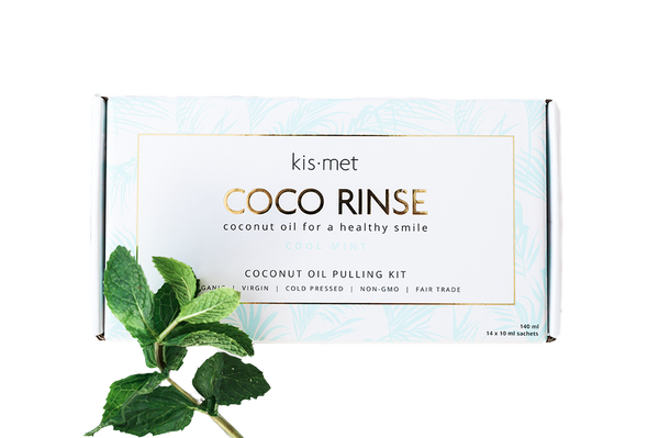 14 Day Oil Pulling Kit - Coco Rinse