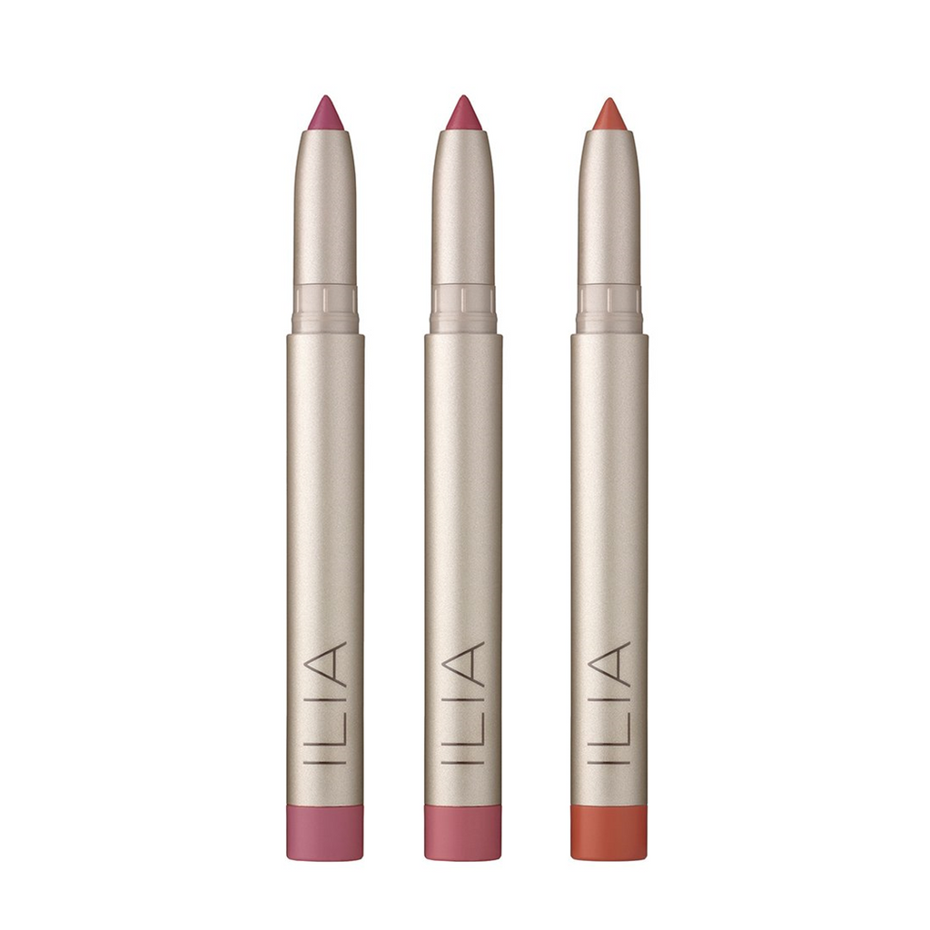 Satin Cream Lip Crayon (3 colours)