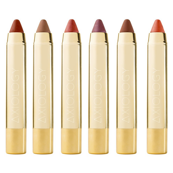 Lipstick Crayons (6 colours)