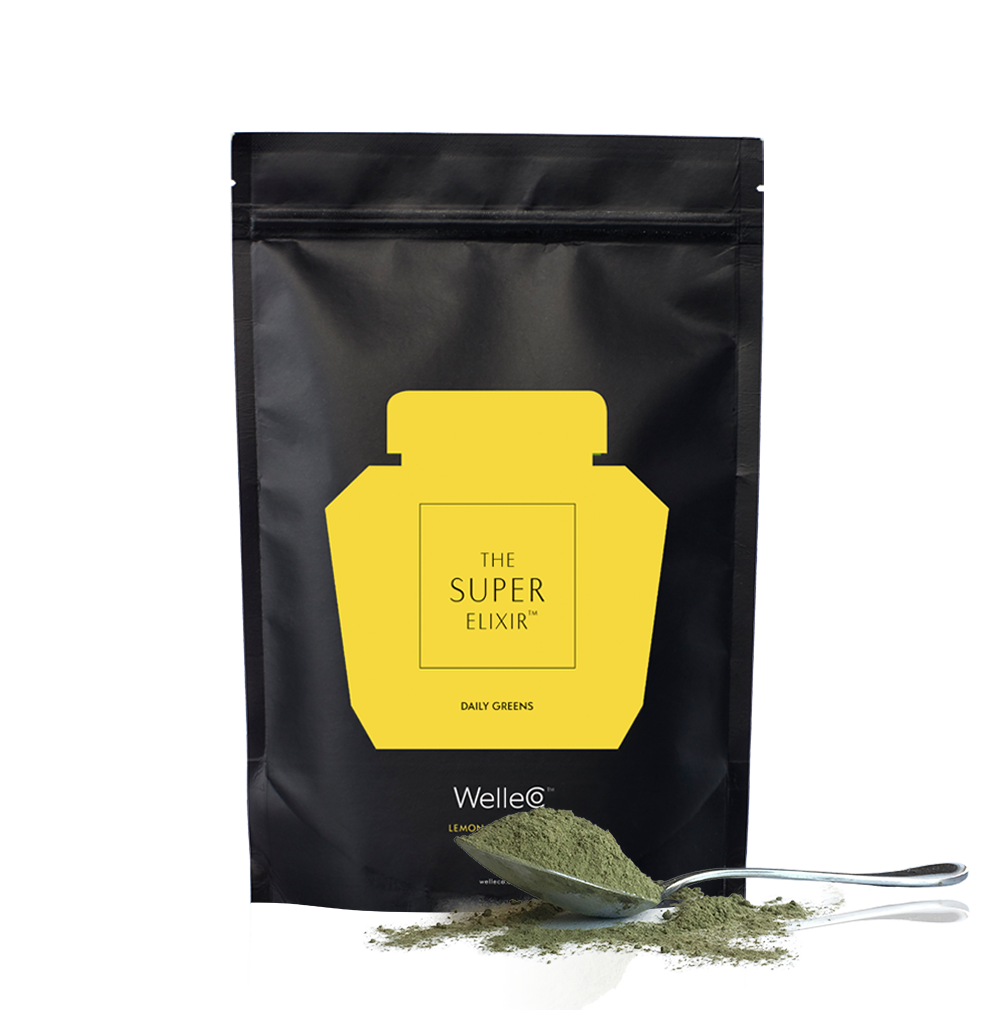 Lemon & Ginger Greens Refill 300g