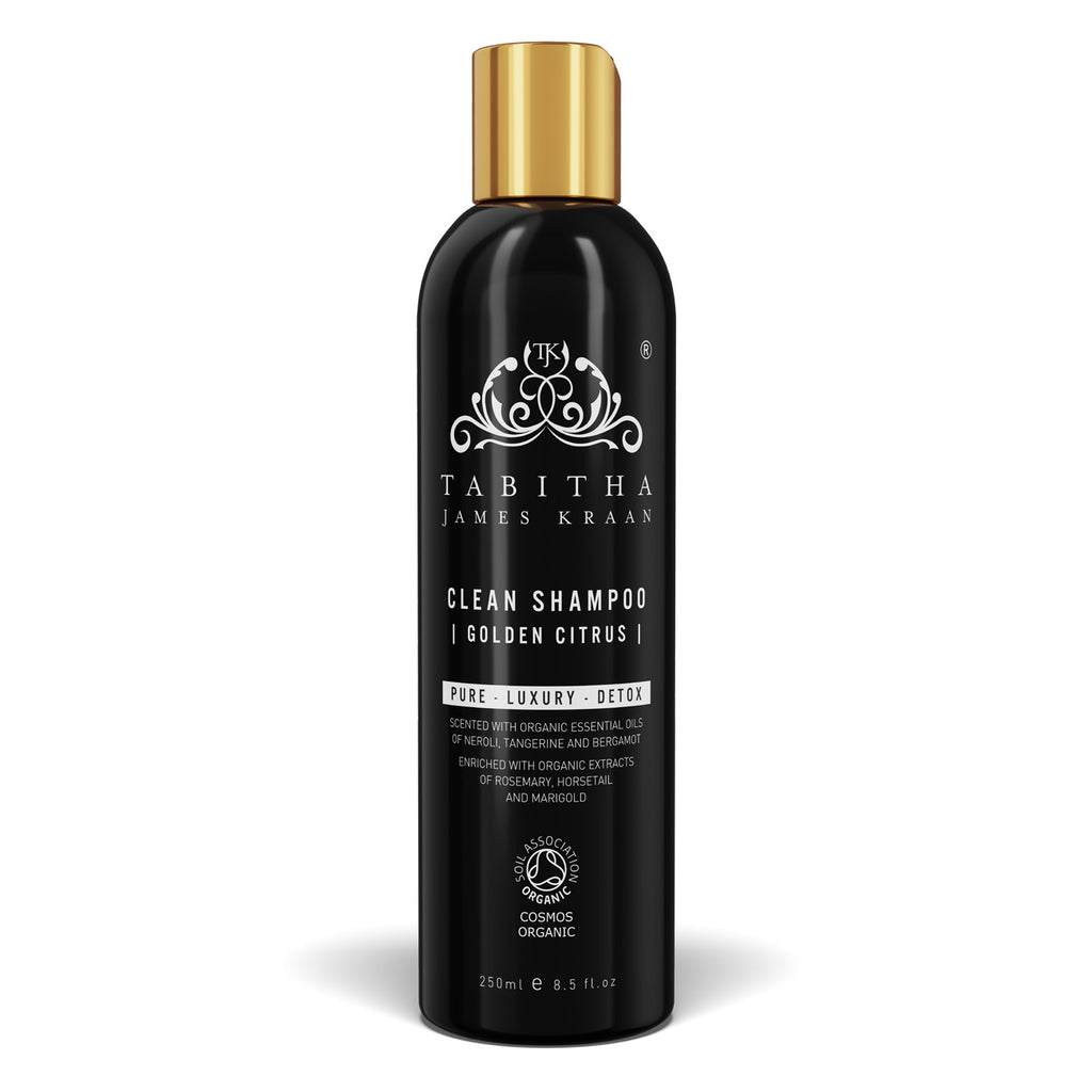 Golden Citrus Clean Shampoo