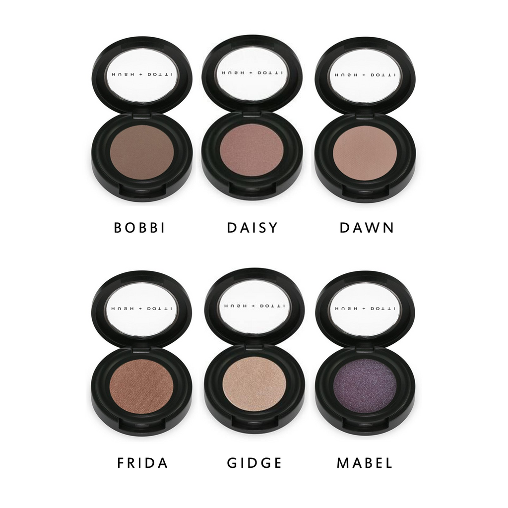 Eyeshadow (6 colours)