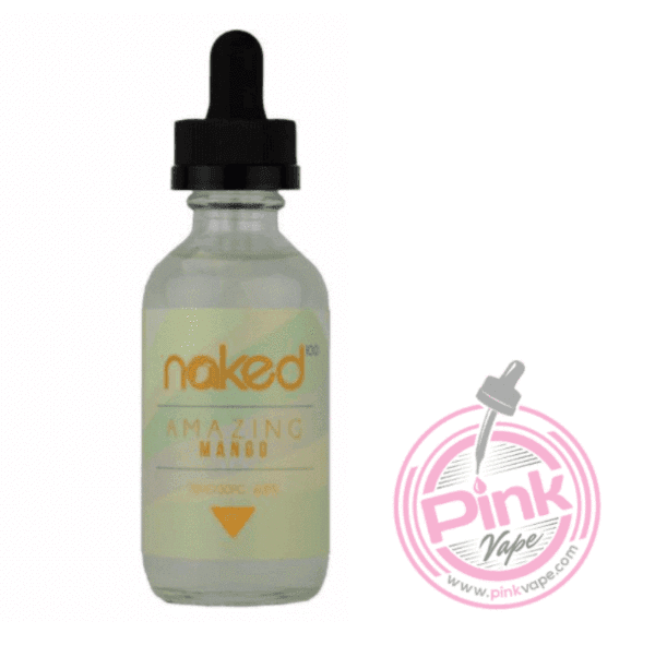 Amazing Mango E liquid  by Naked 100 60mL E Liquid