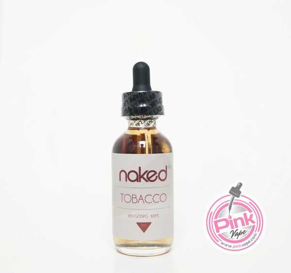 American Patriot Tobacco E liquid  by Naked 100 60ml E Liquid