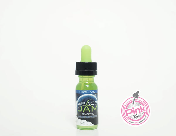 Andromeda E liquid by Space Jam 15mL E Liquid