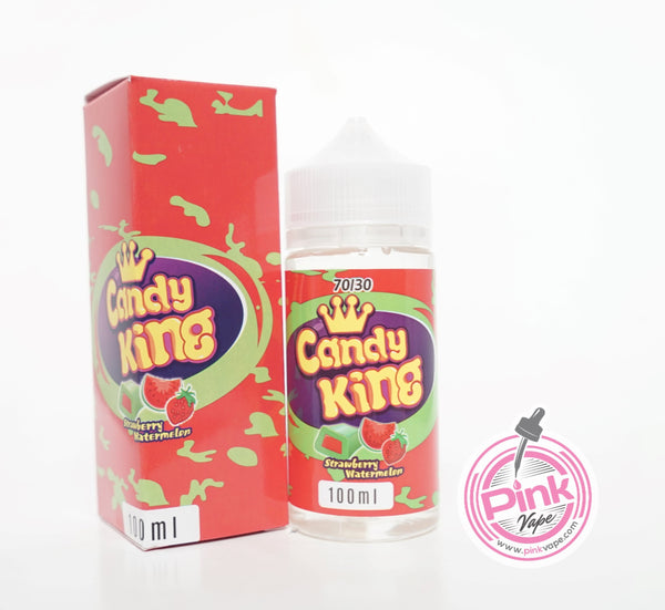 Candy King Strawberry Watermelon E Liquid 100mL E Liquid