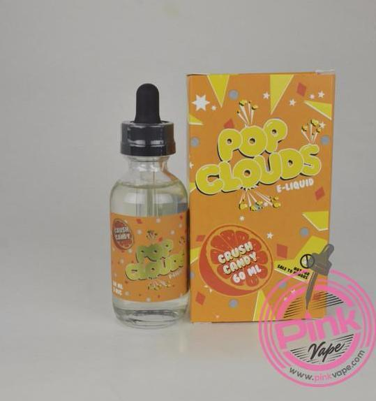 Crush Candy E liquid By Pop Clouds 60ml E Liquid