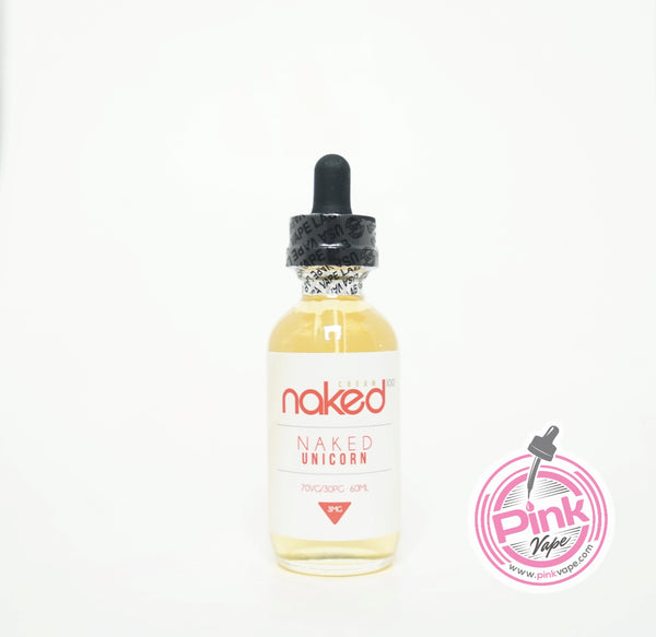 Naked Unicorn E liquid By Naked 100 60mL E Liquid