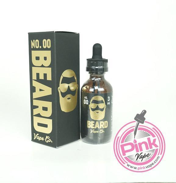 No. 00 E Liquid by Beard Vape Co 60mL E Liquid