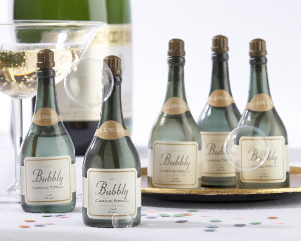 """Bubbly"" Champagne Bubbles (Set of 24)"