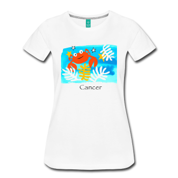 Cancer Women's Premium T-Shirt