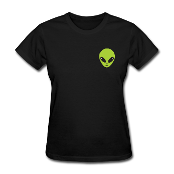 Women's Alien T-Shirt