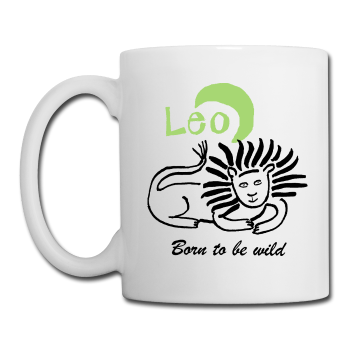 Leo Coffee/Tea Mug