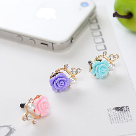 Earphone Dust Plug for Cell Phone