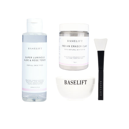 Deep Cleanse & Mattify Kit