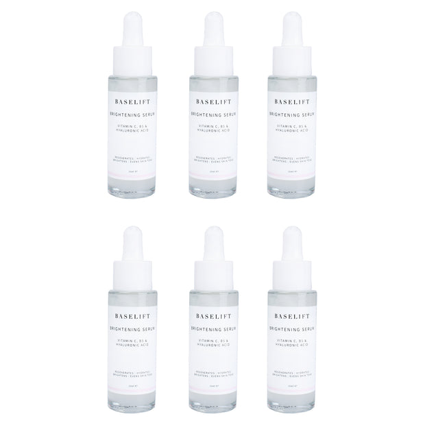 Yearly Kit - Dewy Vitamin C, B5 and Hyaluronic Brightening Booster Serum