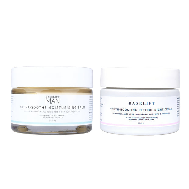 His & Hers Moisturising Duo Set