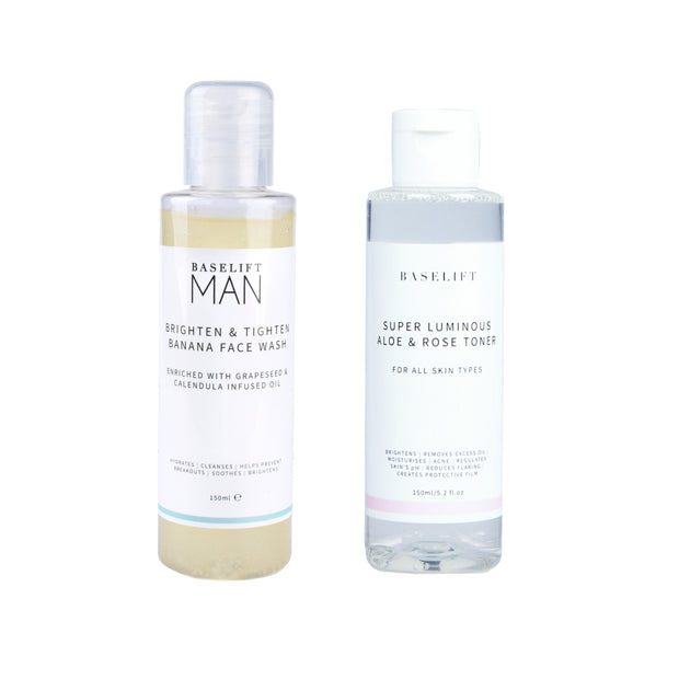 His & Hers Double Cleanse Kit
