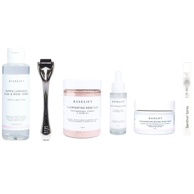 Illuminating Rose Brightening Boost Bundle