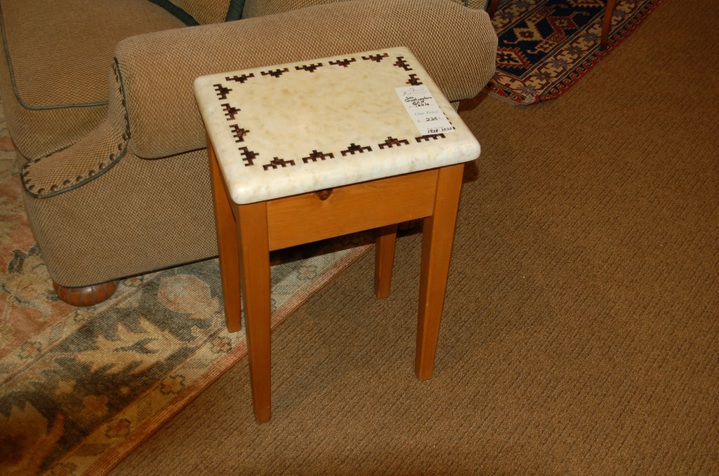 Small South Western End Table