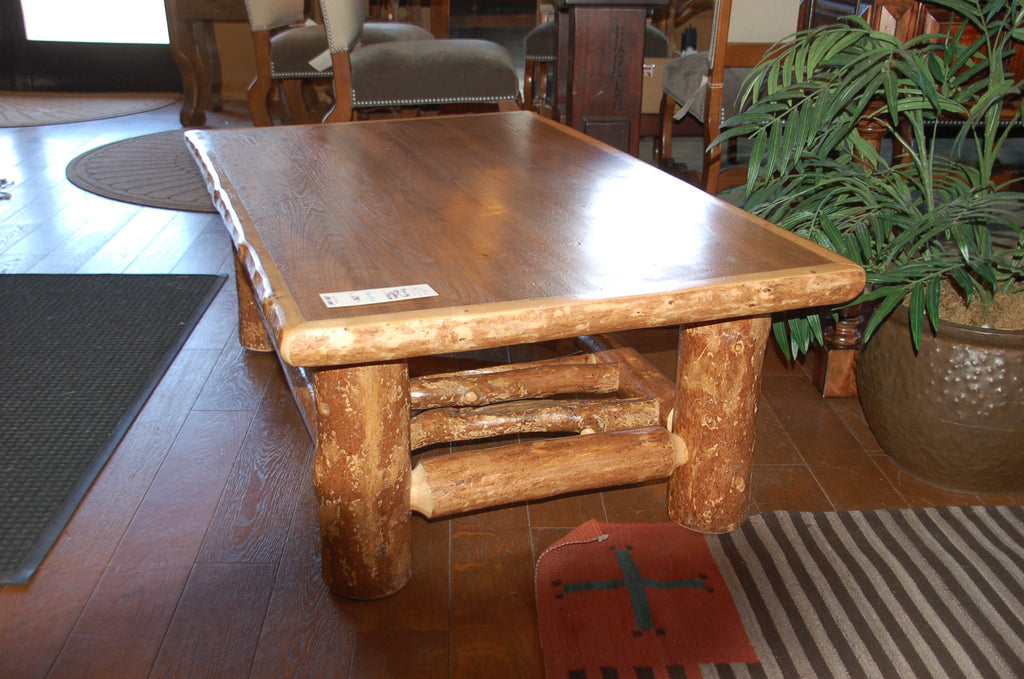 Strange Pine Log Small Coffee Table Unemploymentrelief Wooden Chair Designs For Living Room Unemploymentrelieforg