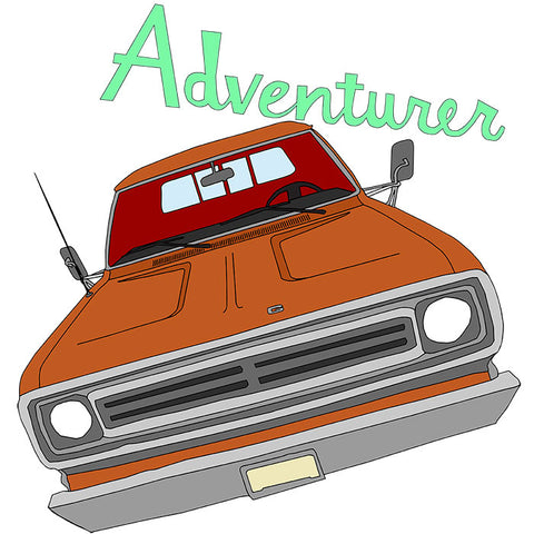 The Adventure Illustration Designs - a tad and more