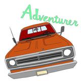Adventurer - Men's Tank Tops - Men's Tank Tops - A TAD AND MORE Designs -The Cooking Up a Story product line