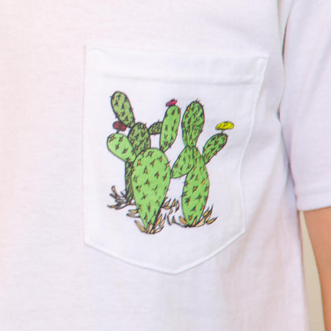 Cactus - Pocket T-Shirts - A TAD AND MORE - Cooking Up a Story