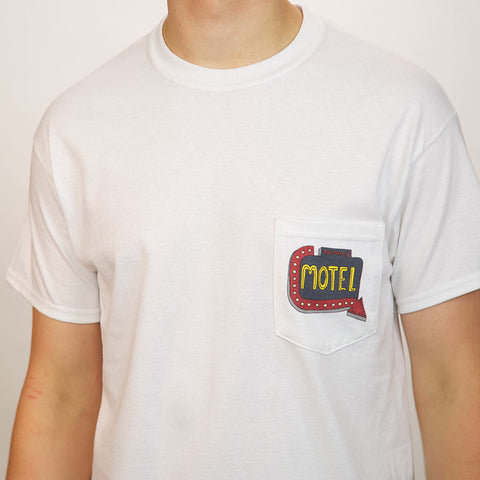 Motel - Pocket T-Shirts - A TAD AND MORE - Cooking Up a Story