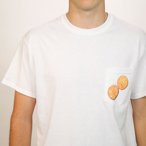 Buttery Crackers - Pocket T-Shirts - A TAD AND MORE - Cooking Up a Story
